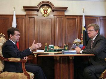 Правительство Дмитрия Медведева останется без Алексея Кудрина