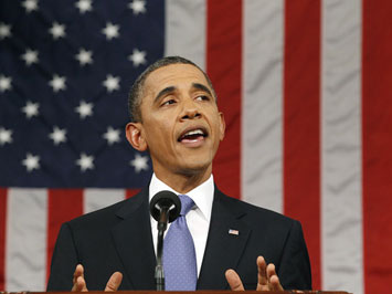 Барак Обама даст экономике на бедность