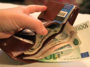 Рубль отошел от заданного курса