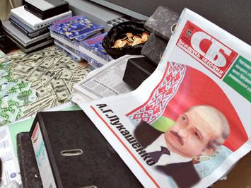 Белоруссия хочет вытащить валюту из граждан