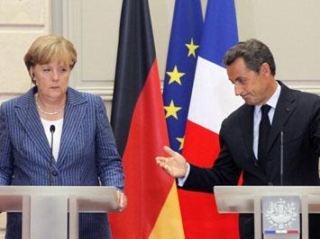 Франция и Германия толкают евро к обрыву