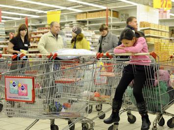 Россиян охватила потребительская лихорадка