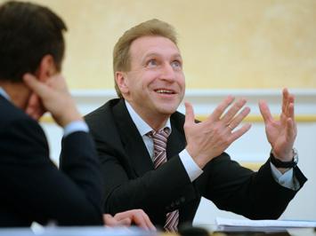Министерство финансов ушло к Игорю Шувалову