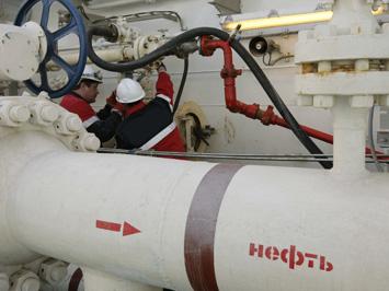 Трехгодичному бюджету угрожает нефть