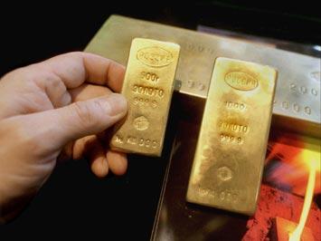 Золотая лихорадка пошла на спад